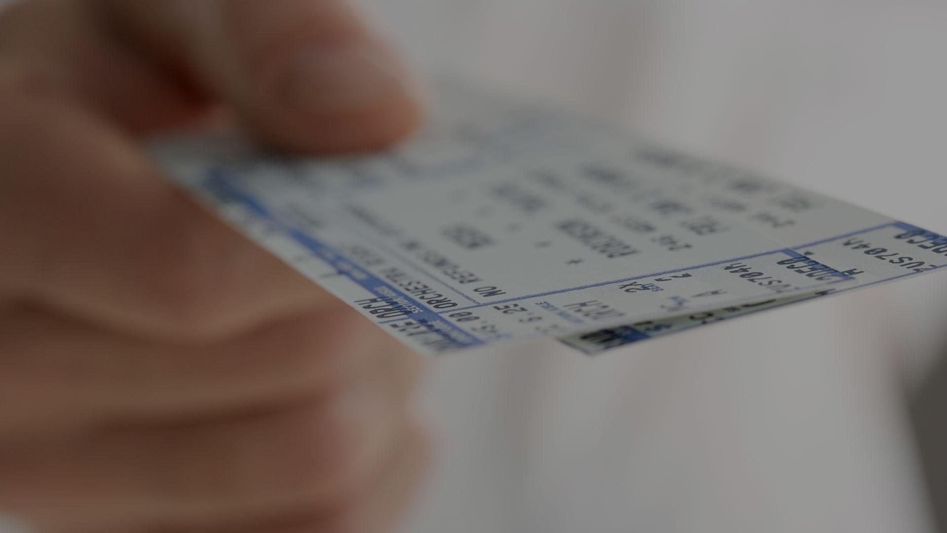 Self Service Ticketing